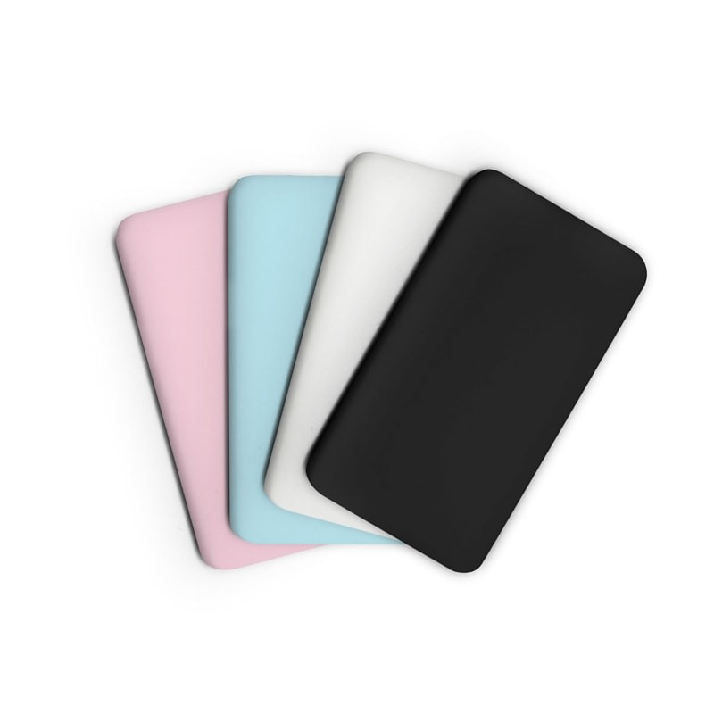 "Power Bank ""Slim"". Gato Store. ChilePromo Regalos Corporativos"